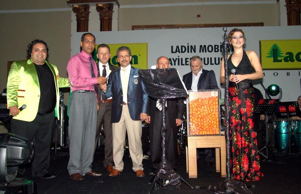 Ladin Mobilya Bayileri Kıbrıs'ta Buluştu. (2009)